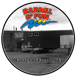 Original Barrel o Fun Plant